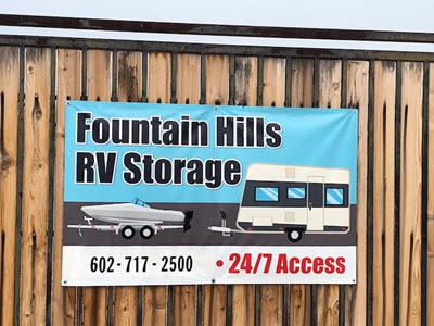 Fountain Hills Rv Storage
